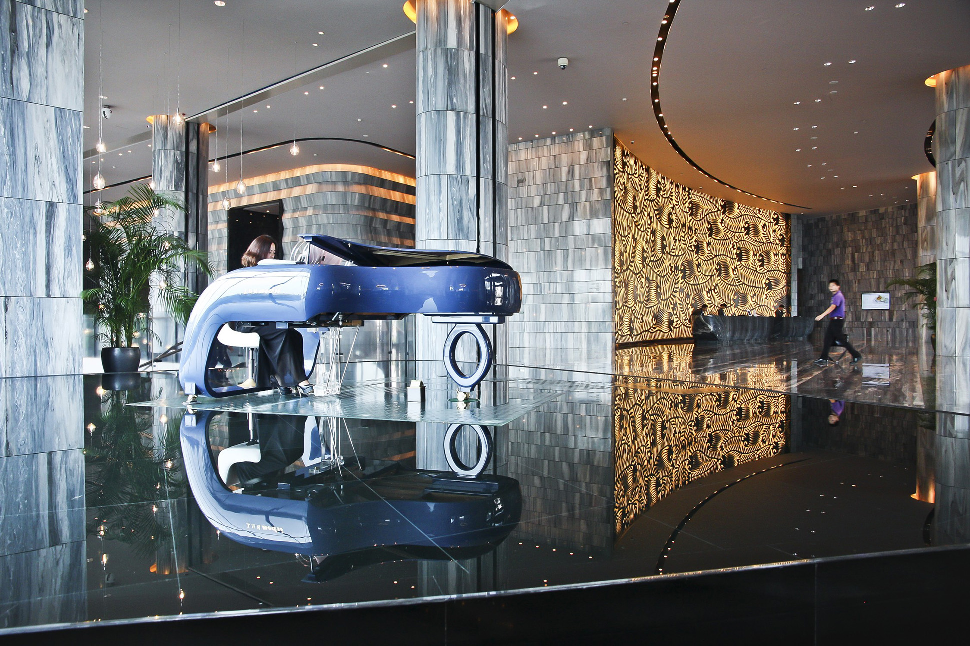 Gruppo Tosco Marmi Hilton Shenzhen 12