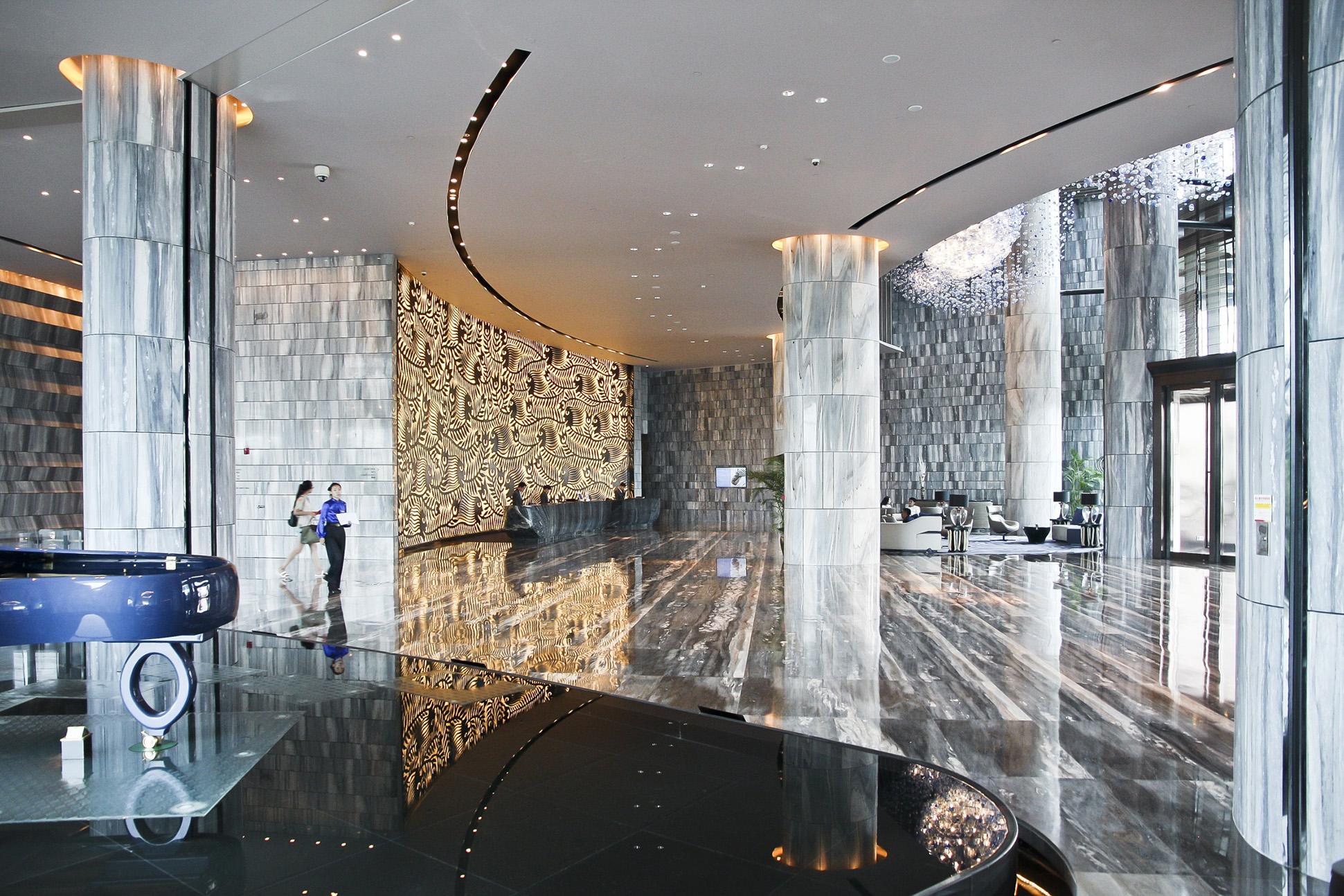 Gruppo Tosco Marmi Hilton Shenzhen 13