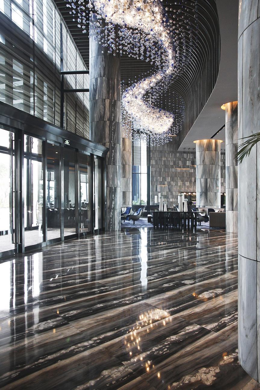 Gruppo Tosco Marmi Hilton Shenzhen 15