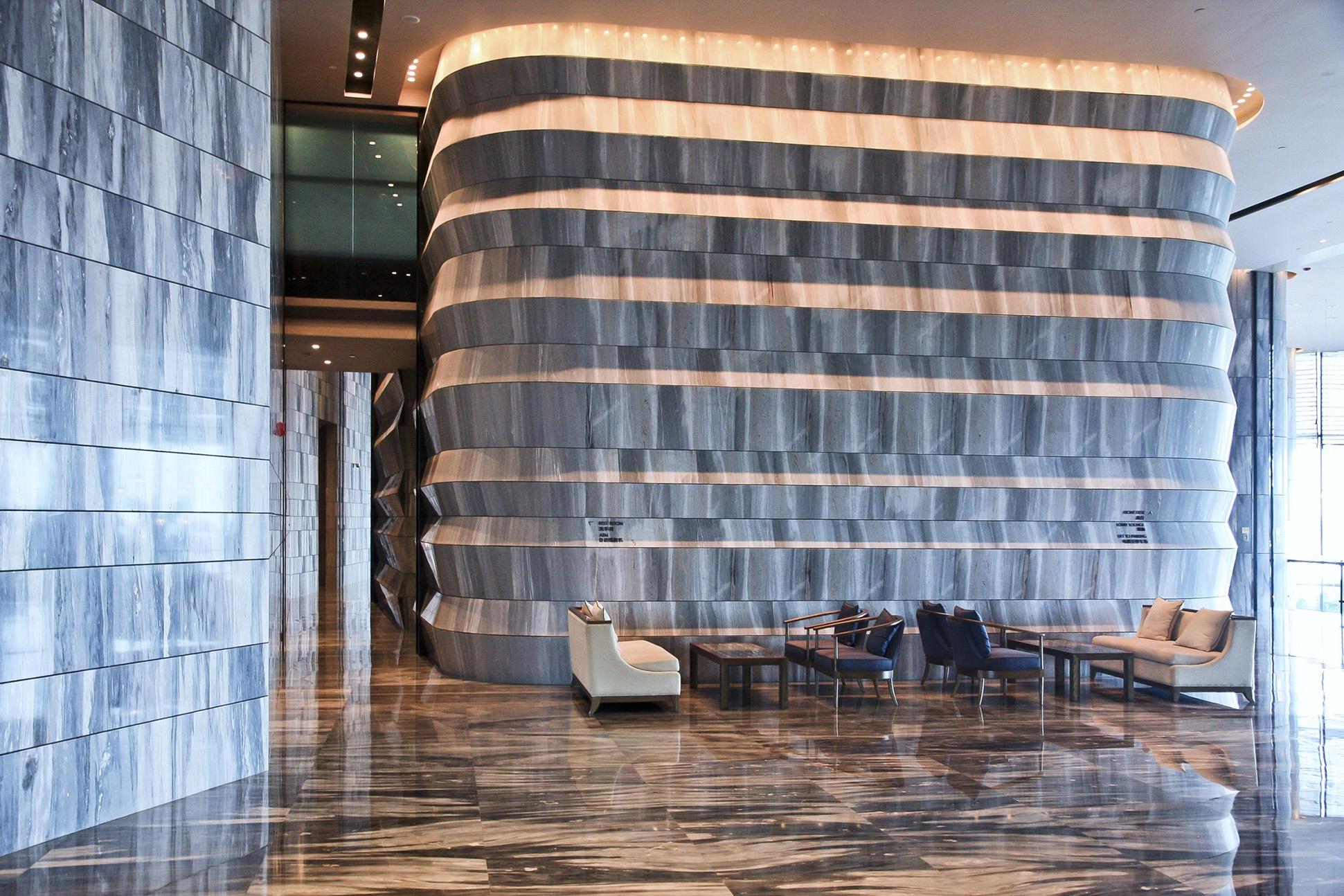 Gruppo Tosco Marmi Hilton Shenzhen 3