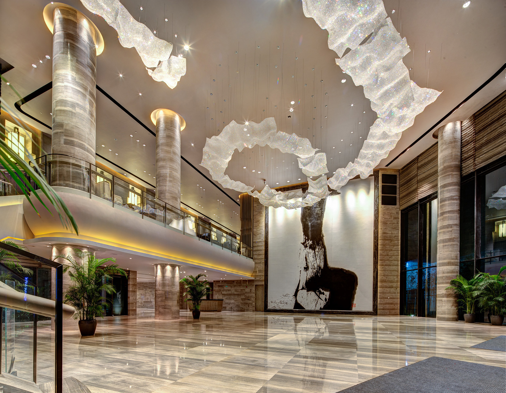 Gruppo Tosco Marmi Hilton Shenzhen 7
