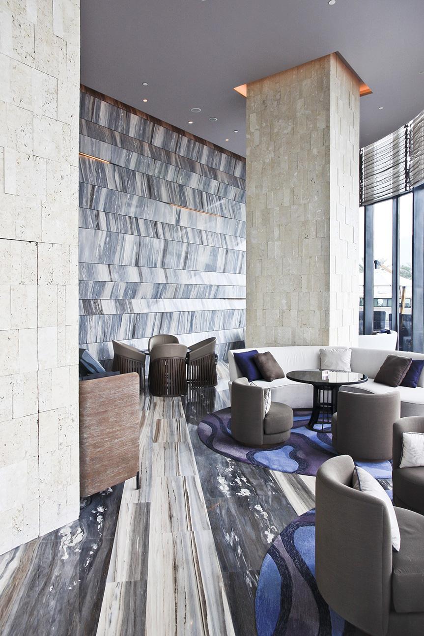Gruppo Tosco Marmi Hilton Shenzhen 9