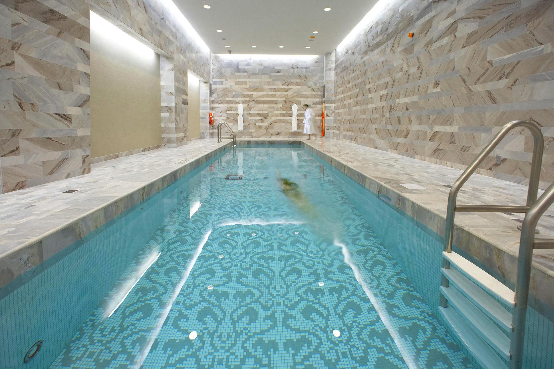 Gruppo Tosco Marmi The Hazelton Hotel Toronto