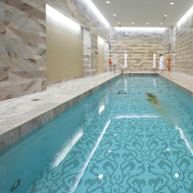 Gruppo Tosco Marmi The Hazelton Hotel Toronto Q