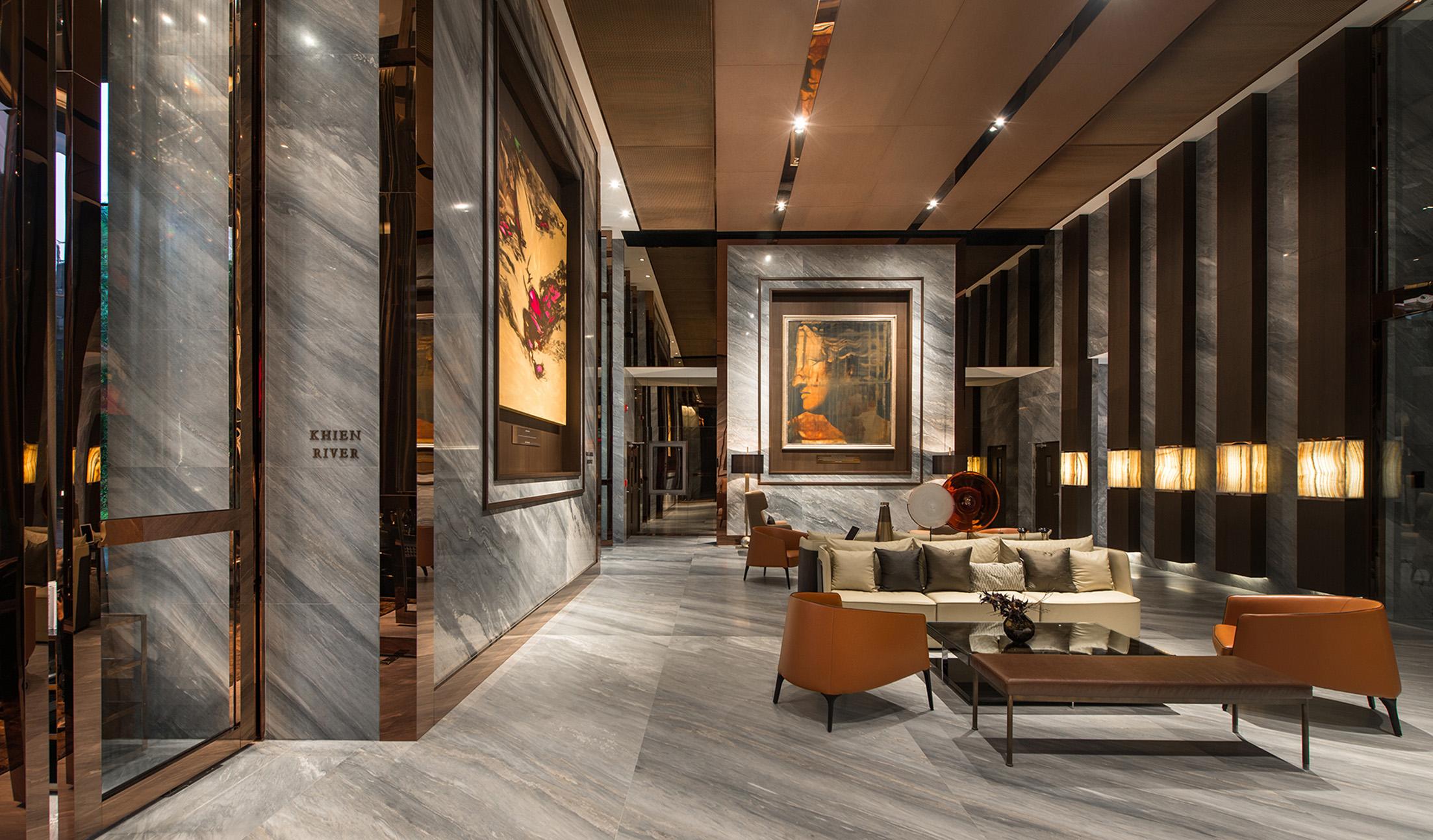Gruppo Tosco Marmi Vittorio Lobby Bangkok 13