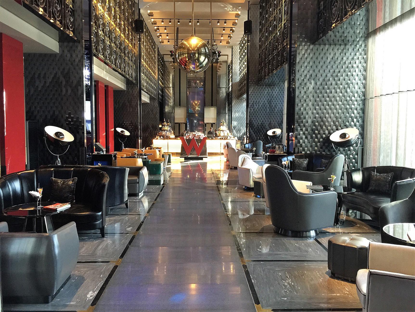 Gruppo Tosco Marmi W Hotel Beijing 1