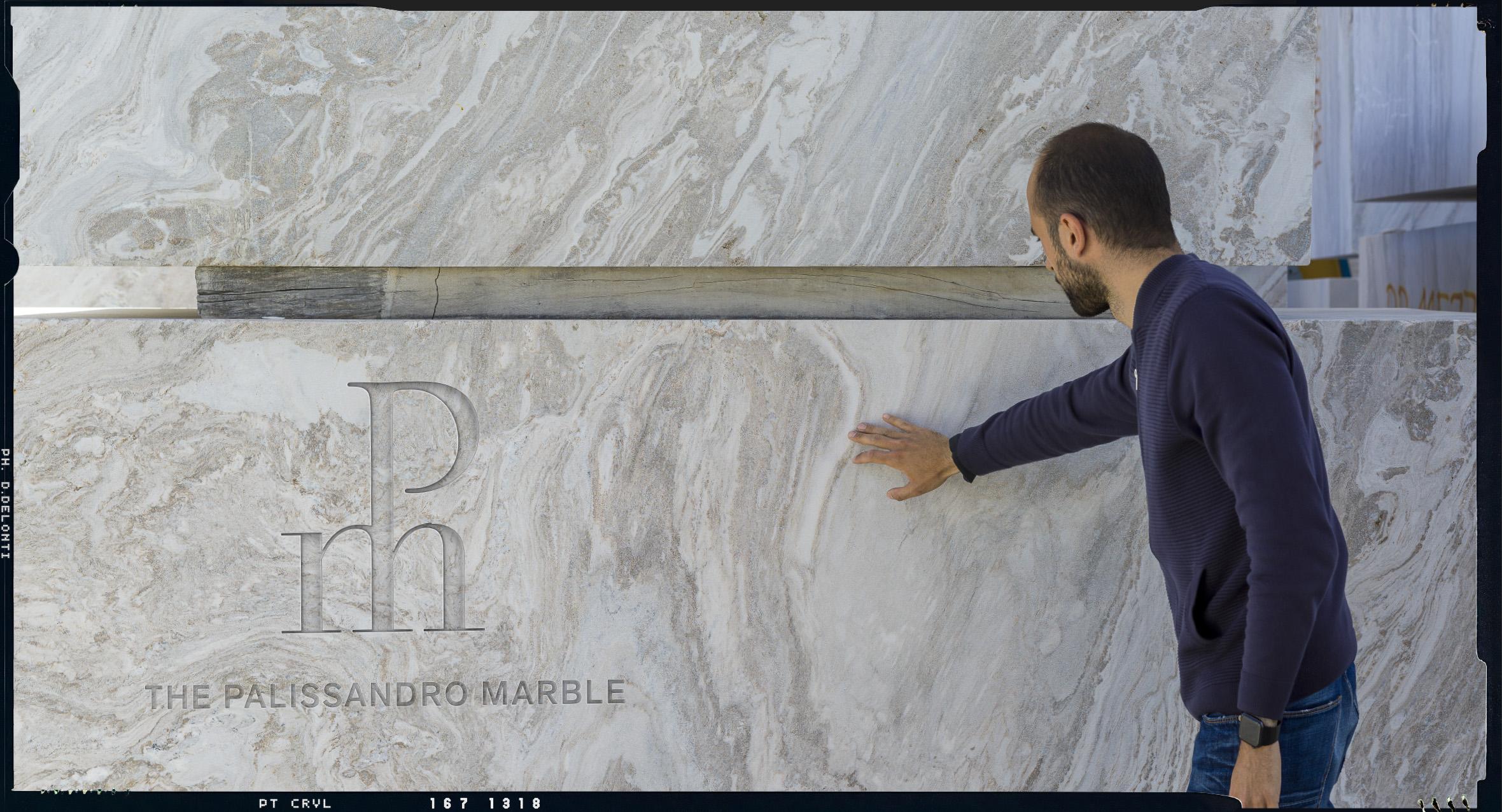 Gruppo Tosco Marmi Palissandro 大理石。