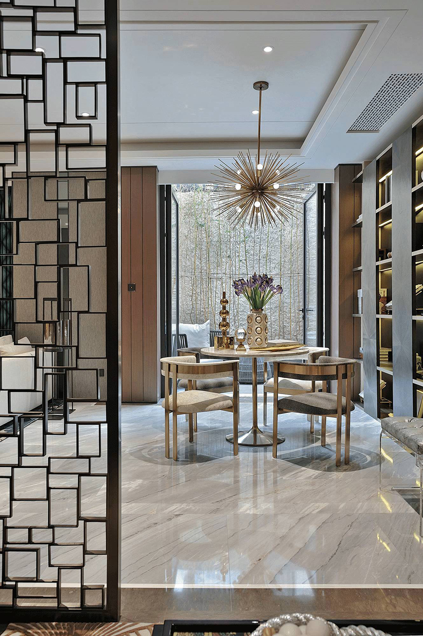 Private villa Palissandro Beijing 1