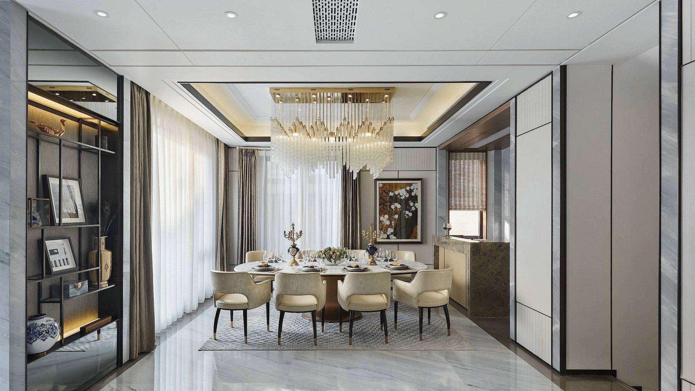 Private villa Palissandro Beijing 2