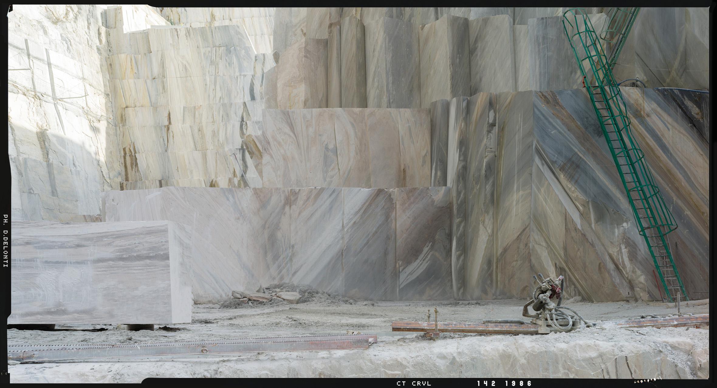 Gruppo Tosco Marmi Cava marmo palissandro